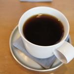 コーヒー。「ふかみどり」ブレンド。