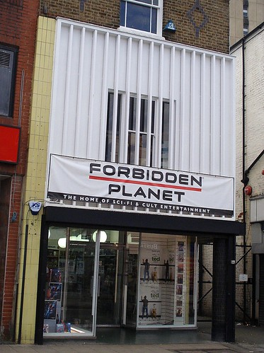 Forbidden Planet, Croydon, London CR0 | by Kake .