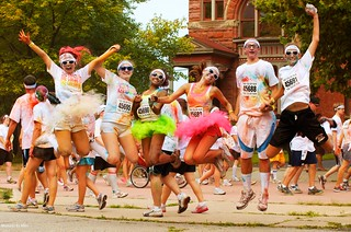 Color Run-Ann Arbor, MI  #flickr12days | by Mike Boening Photography