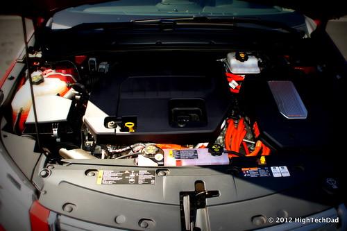 Engine - 2012 Chevrolet Volt Photo