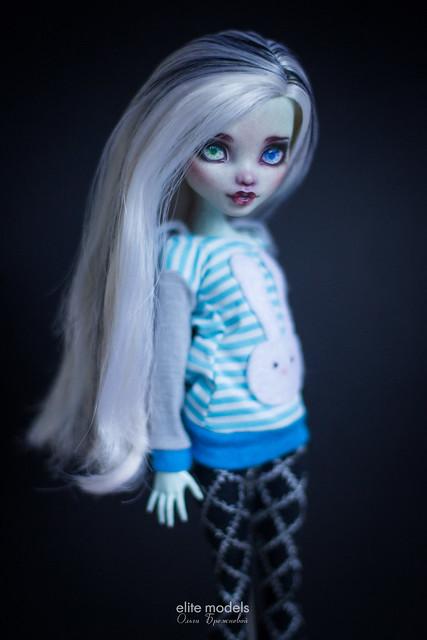 incredible girl from leyn Shepard