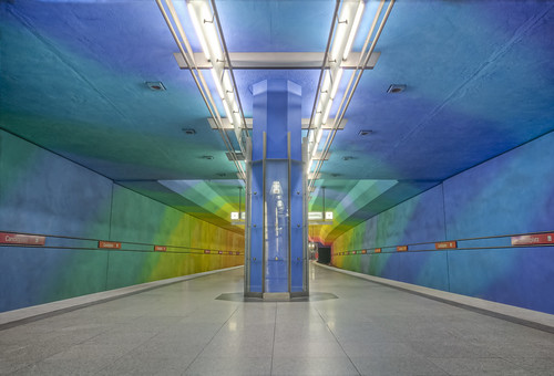 The Rainbow tunnel | by odin's_raven
