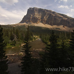 Gable Mountain and Belly River