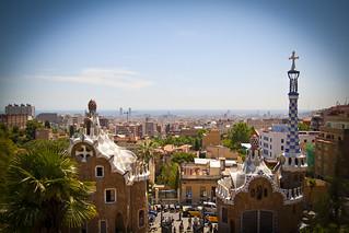 View of Barcelona | by Carwyn Lloyd Jones - Dylunio Creadigol