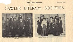 The Critic Souvenir sep1906 page 4 st georges literary society   btpw