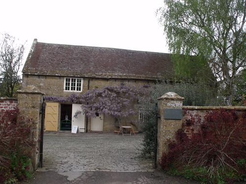 Stables and other outbuildings - Tintinhull Garden - Tea R ...
