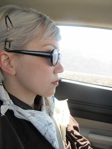Death Valley: Mel works through her cranky mood | by mormolyke