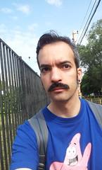 Bye bye Moustache May!