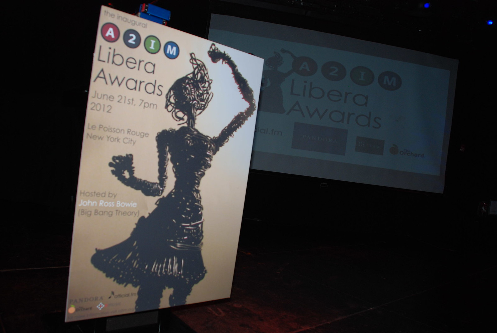 The First Annual A2IM Libera Awards (The Libbies)