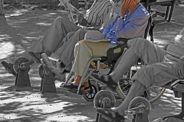 40_Solidaridad deportiva en el parque. NOFOTOMARATÓN DE ALUCHE 2012