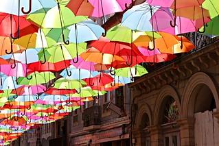 umbrellas & sun | by * Patrícia *