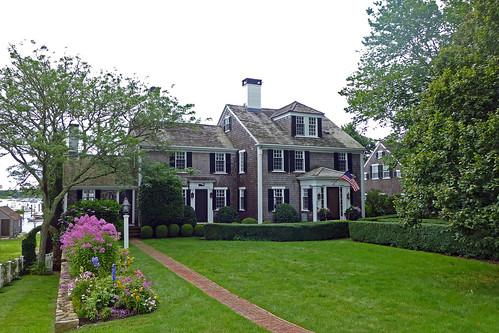 house home colonial marthasvineyard edgartown