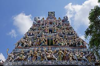 2012-06-17 06-30 Singapore 198 Little India, Sri Veeramakaliamman Temple | by Allie_Caulfield