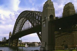 'The Big Coat-hanger' at Sydney