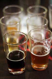 beer tasting | by David Lebovitz