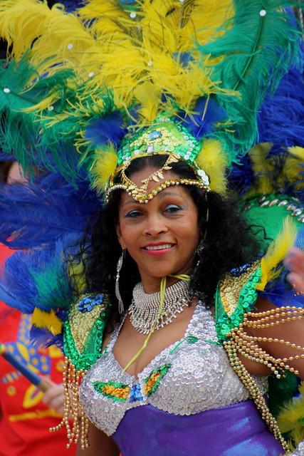 Edinburgh Festival Carnival 2012: Samba
