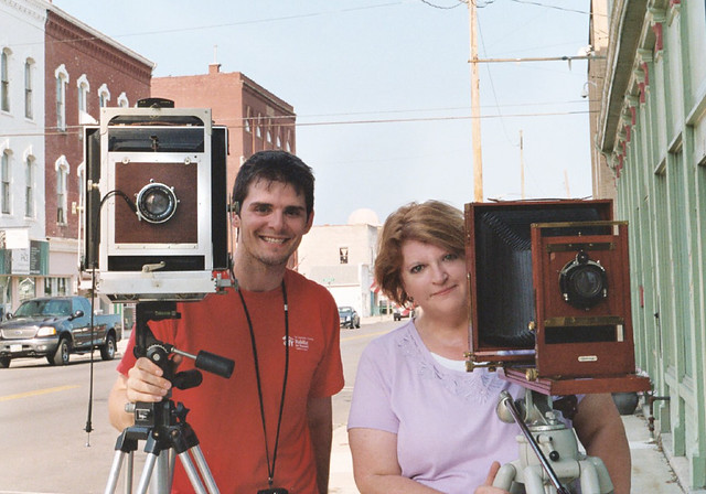 Mat & Leslie with the Eastman & Century