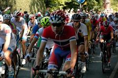 Olympic Mens Cycling in Weybridge