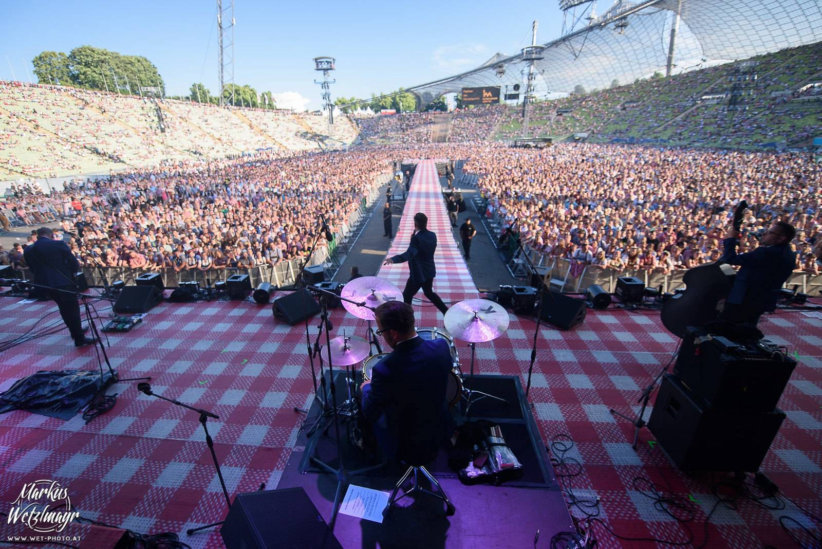 THE MONROES - Olympiastadion München