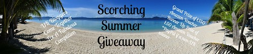 Scorching Summer Giveaway Banner | by CulinaryTravels