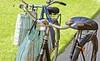 Das Essen auf Räder wird mit alten, gemütlichen Steyr-Rädern aus der Zeit vor dem 2. Weltkrieg ausgefahren. Obwohl es im Heimathaus auch neuere Räder mit Gangschaltung gibt, haben sich die rund 80-jährigen Drahtesel auf den Bizikelwegen am besten bewährt.