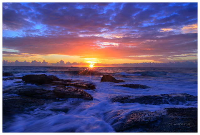 Sunrise at Point Cartwright Qld - 3