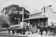 Adelaide Road Mill Inn cnr Seventh Street