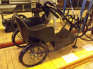 Museum Collections Centre - 25 Dollman Street - warehouse - Tricycle | by ell brown