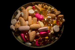 Pills Vitamins Pile Bowl April 23, 2012 3 | by stevendepolo
