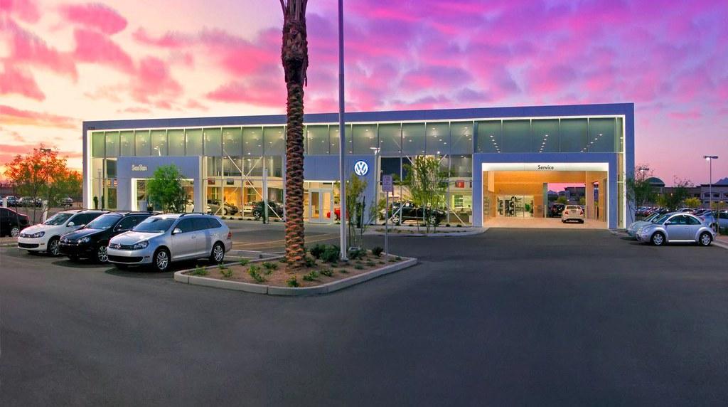San Tan VW >> Santan Vw Service Center Santan Volkswagen Flickr