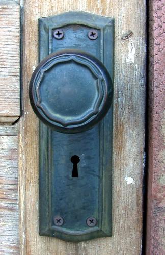 Alice's Door Knob, 7-2012   by inkknife_2000 (10.5 million + views)