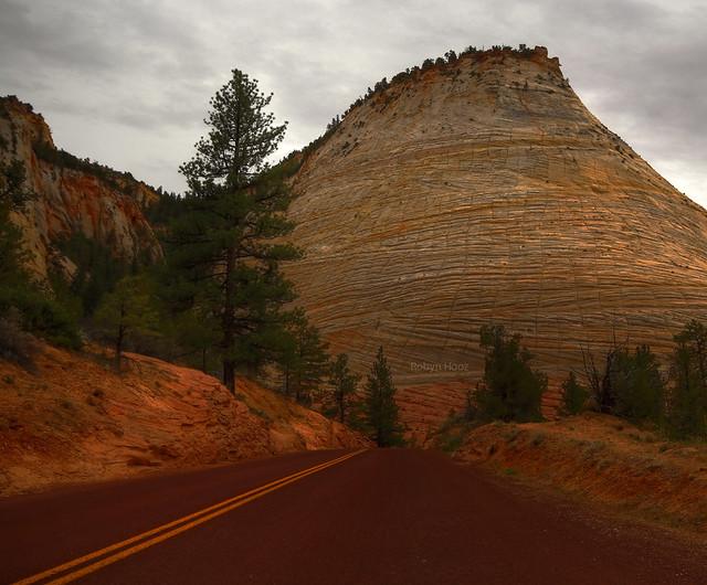 Wrinkles, Zion NP, Utah