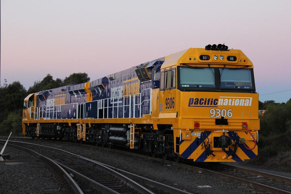 Brand new 93 class.