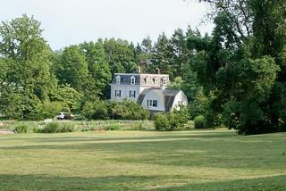 Waltham House at Presby Iris Gardens