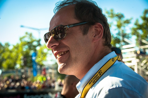 Christian Prudhomme - 2012 Tour de France | by hyku