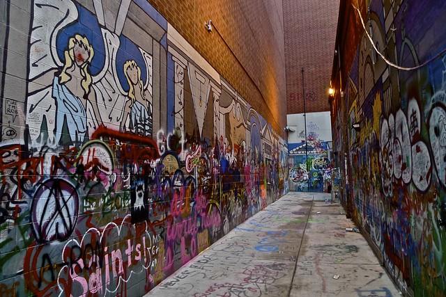Ann Arbor Alley Art  (A4!)
