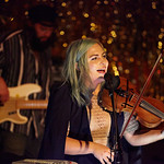 Thu, 15/09/2016 - 12:19pm - The Head and The Heart perform for WFUV Public Radio at City Winery in New York City, 9/14/16. Hosted by Rita Houston. Photo by Gus Philippas