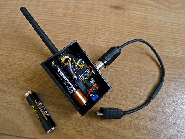 Videolink transmitter - revised