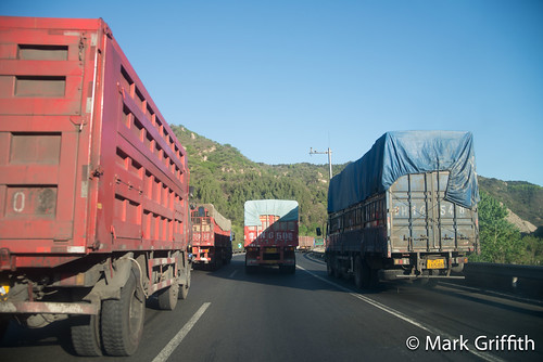 Driving to DaTong | by Mark Griffith