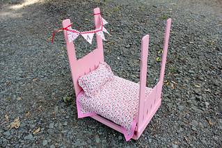 Crafty Chloe Doll Bed | by crozette