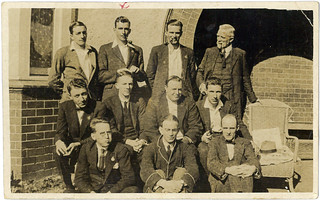 Help us identify this photograph & these men | by Mosman Library