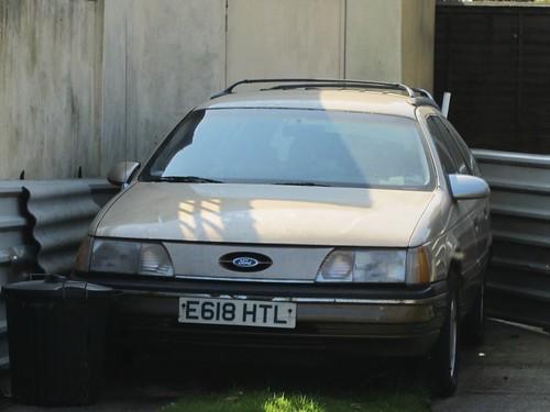 1988 Ford Taurus 3.0 V6 Estate.   by bramm77