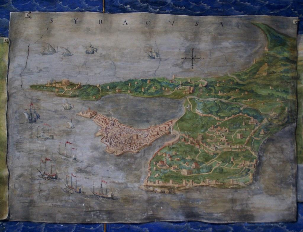 Vatikanische Museen, Galleria delle Carte Geografiche ...
