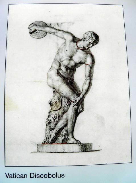 Vatican Discobulus, Winning at the ancient Games, British Museum