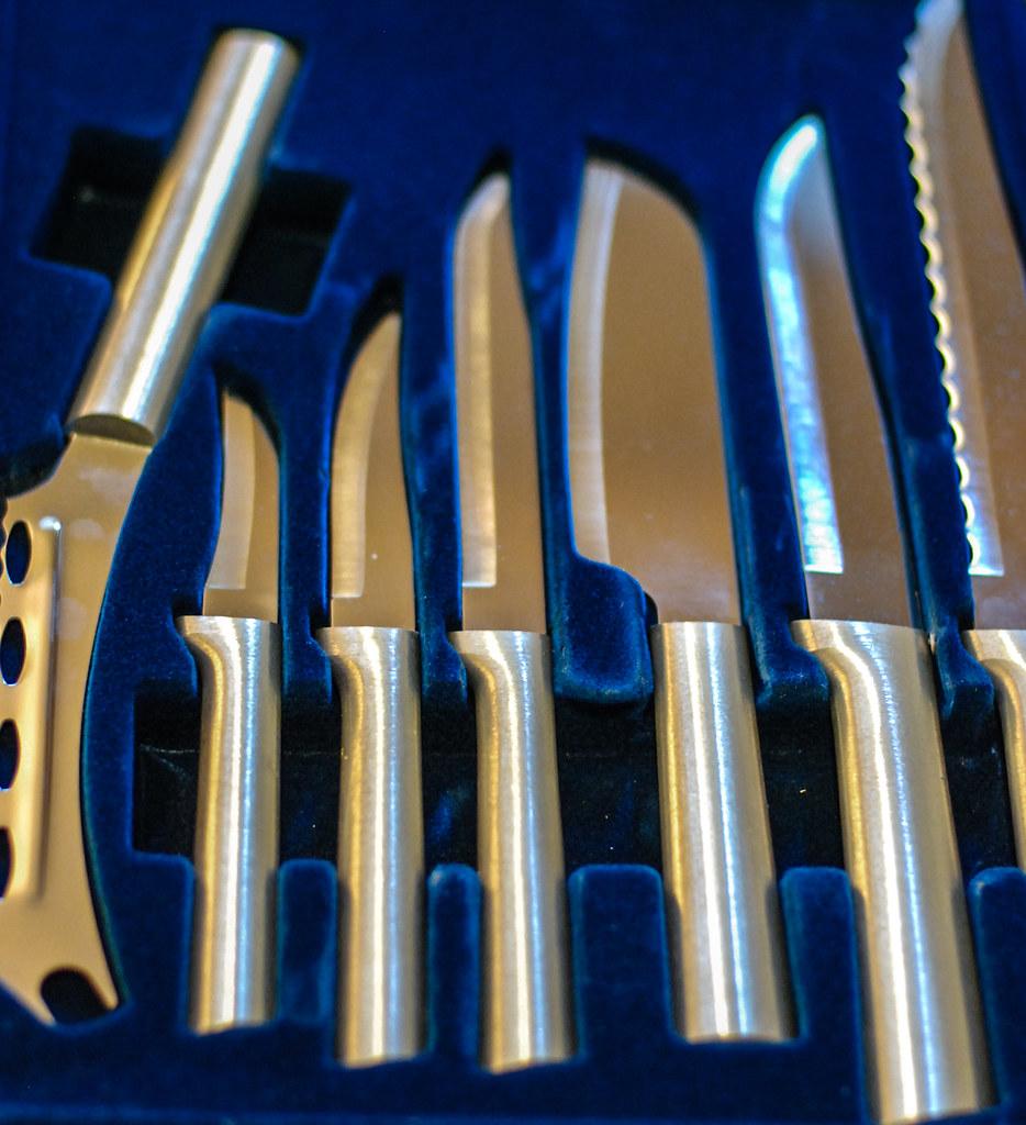 Rada Knife Set | Atlnav | Flickr
