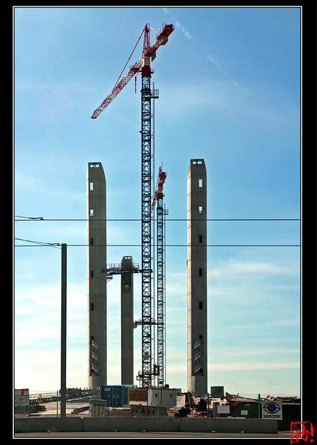 Bordeaux 8/8 - Le Pont Bacalan-Bastide