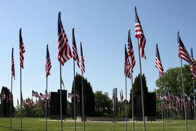The Hermitage Veterans Memorial