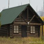 Cabin in Cummings Meadow