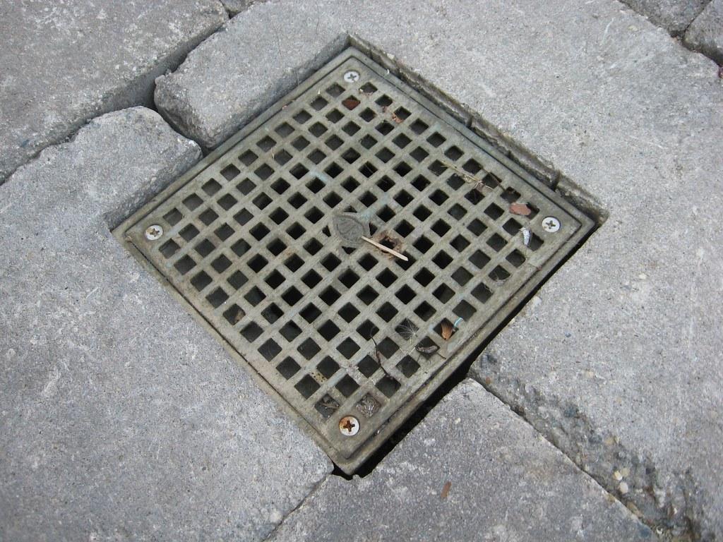 Zurn 6x6 drain   stewarthass   Flickr