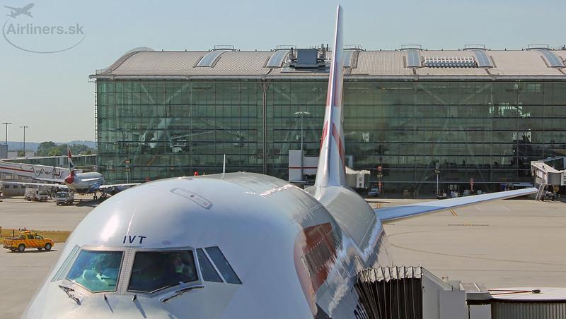 G-CIVT British Airways Boeing 747-436
